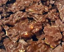 Chocolate Fruit & Nut Bark