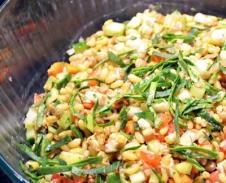 Kamut & Lentil Salad