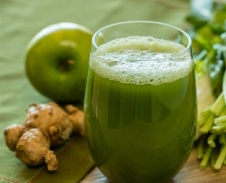 Liver Cleansing Green Juice