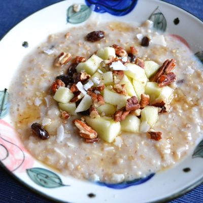 Whole Grain Porridge