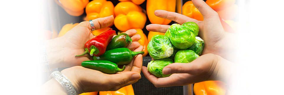 Produce in Our Hands